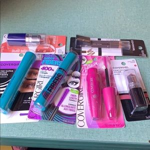 Covergirl makeup Bundle (6 items)